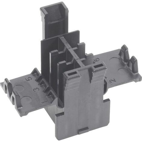 Boîtier femelle pour câble série J-P-T TE Connectivity 1-929504-2 Nbr total de pôles 6 Pas: 5 mm 1 pc(s) W567331