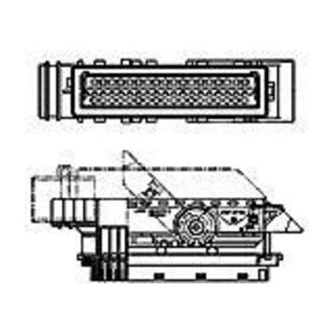Boîtier femelle pour câble série J-P-T TE Connectivity 1-963217-1 Nbr total de pôles 16 Pas: 5 mm 1 pc(s)