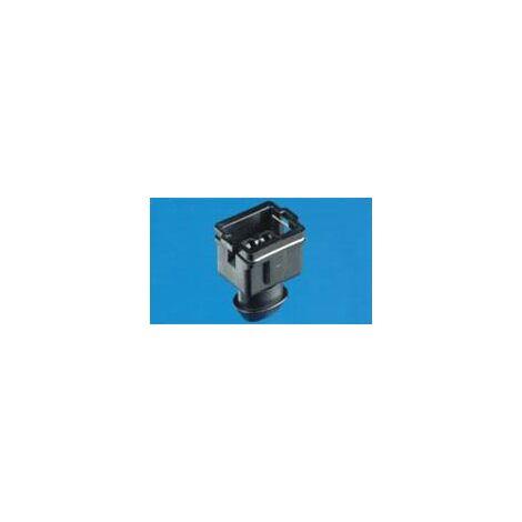 Boîtier femelle pour câble série J-P-T TE Connectivity 826008-5 Nbr total de pôles 2 Pas: 5 mm 1 pc(s) W567681