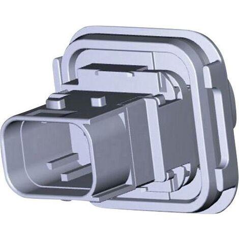 Boîtier femelle pour platines série HDSCS, MCP TE Connectivity HDSCS, MCP 1-1564546-1 Nbr total de pôles 2 1 pc(s) Y993681
