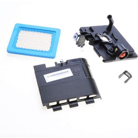 Boîtier filtre à air complet avec filtre pour moteur Briggs Stratton de 3 à 5cv