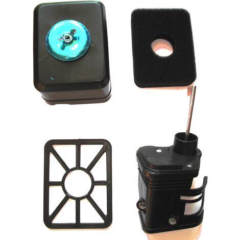Boitier filtre à air Honda GX120, GX140, GX160 et GX200 sur pompe à eau