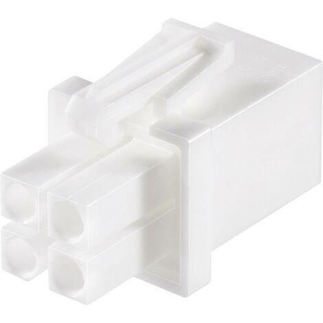 Boîtier mâle Mini-Universal-MATE-N-LOK D10486