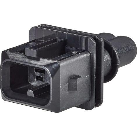 Boîtier pour contacts mâles série J-P-T TE Connectivity 106462-1 Nbr total de pôles 2 Pas: 5 mm 1 pc(s) W567641