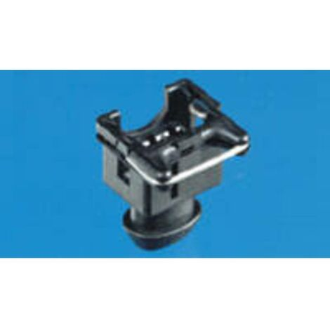Boîtier pour contacts mâles série J-P-T TE Connectivity 281810-2 Nbr total de pôles 25 Pas: 5 mm 1 pc(s)