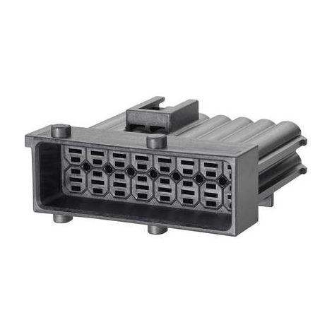 Boîtier pour contacts mâles série J-P-T TE Connectivity J-P-T 1-965423-1 Nbr total de pôles 10 Dimension grille: 5 mm 1 pc(s)