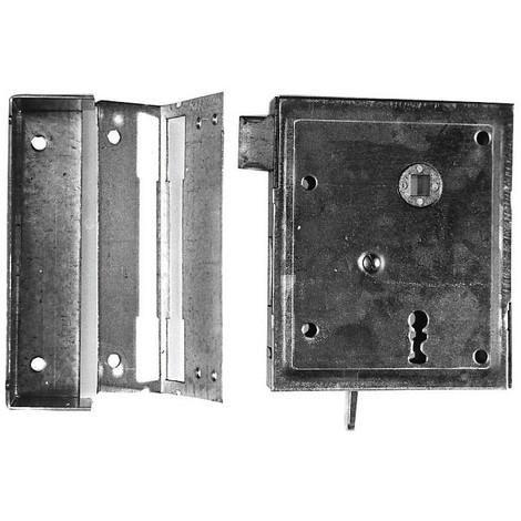Boitier serrure Nr.79PZ/W sans garniture