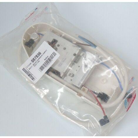 Boitier thermostat complet RFEG3 PRO (piece détachée) ATLANTIC 087836