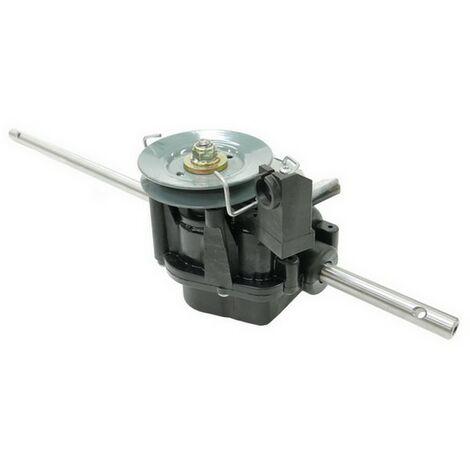 Boitier traction tondeuse MTD