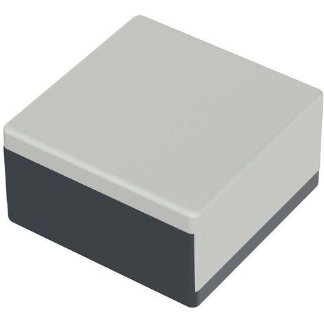Boîtier universel Bopla 06075000 Polystyrène expansé (EPS) gris, noir 75 x 75 x 40 1 pc(s)