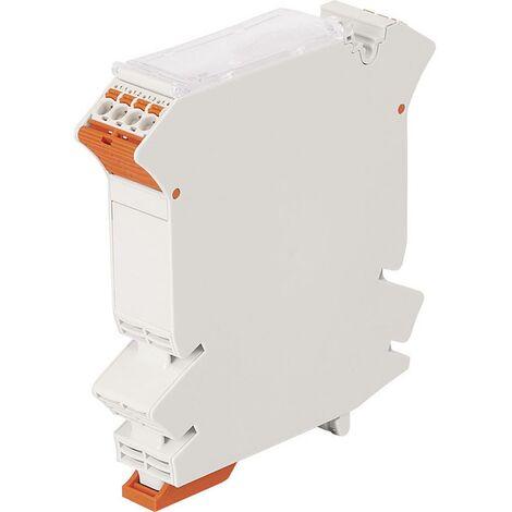 Boîtier vide avec connectique picoMAX® prémonté WAGO Contenu: 1 pc(s)