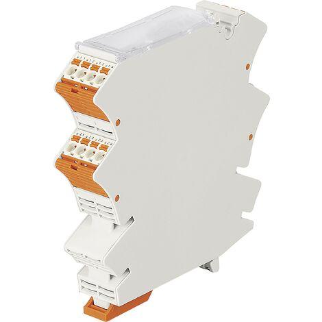 Boîtier vide avec connectique picoMAX® prémonté WAGO Contenu: 1 pc(s) A769151