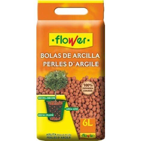 Bola Arcilla Expandida Perlas Flower 4-90205 6 Lt