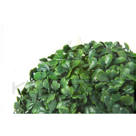 Bola boj común verde de polipropileno