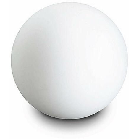 Bola ligera Cisne, 30 cm, policarbonato