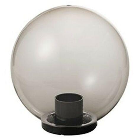 Bola Mareco Humos diámetro 300 E27 para poste de 60 mm 1080301F