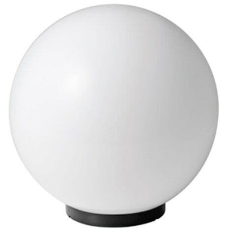 Bola Mareco Ópalo de diámetro 250 E27 para poste de 60 mm 1080201B