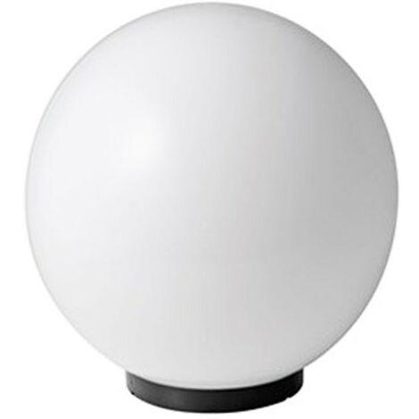 Bola Mareco Ópalo de diámetro 300 E27 para poste de 60 mm 1080301B