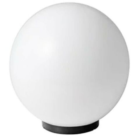 Bola Mareco Ópalo de diámetro 400 E27 para poste de 60 mm 1080501B