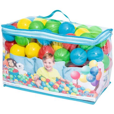Bolas de Colores para Piscina de Bolas Hinchable Bestway