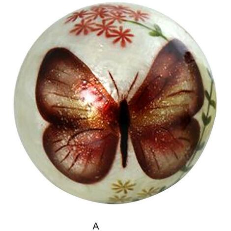 Bolas de Nácar Modelo Mariposas. 3 modelos A