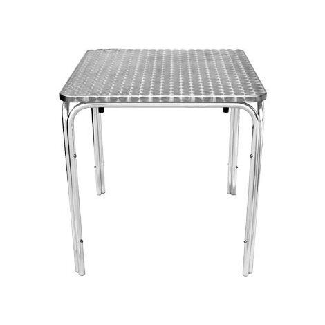 Boley Square Outdoor Table - Aluminium