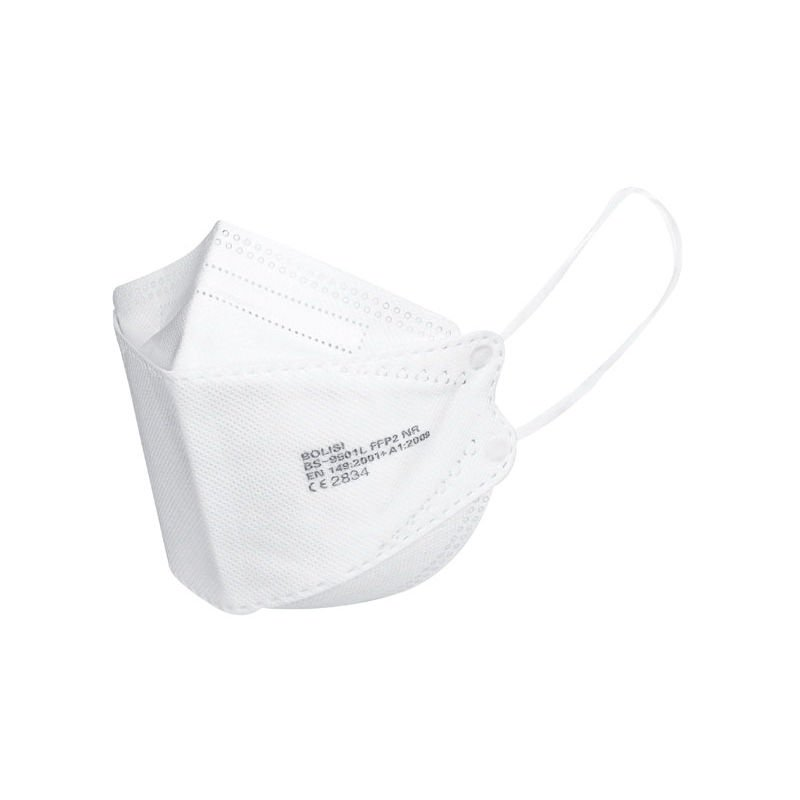 Image of BS-9501L FFP2 / KN95 Particle Filtering Half Mask - Single - Bolisi