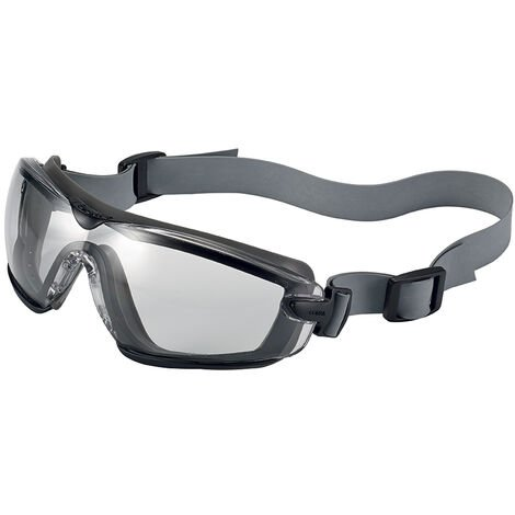 Kreator Clear Wide Safety Glasses Lens Eye Protection