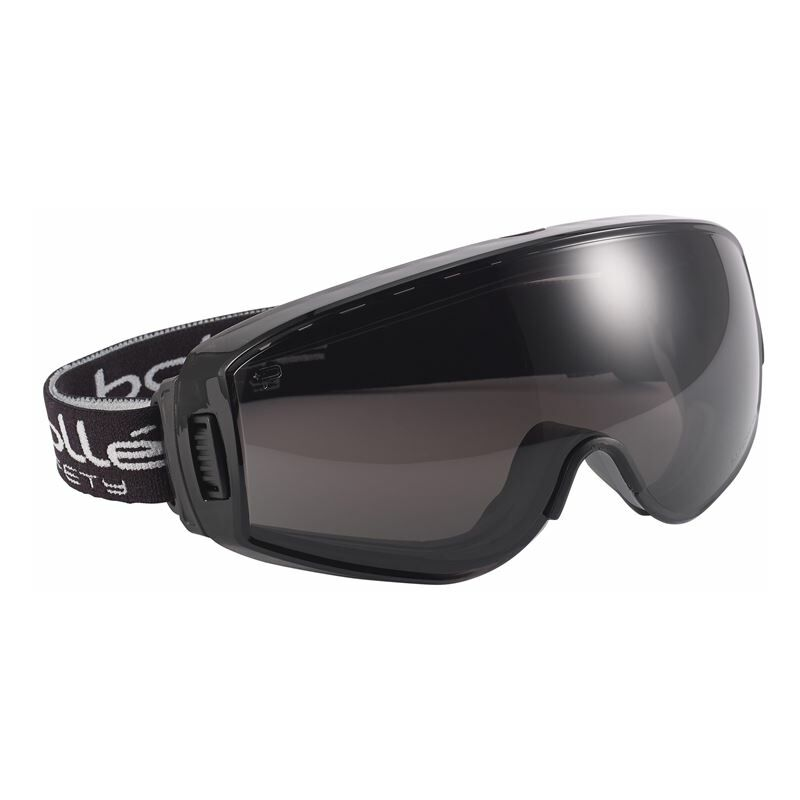 Image of Pilot Ventilated Safety Goggles - Smoke ( PILOPPSF) - BOL