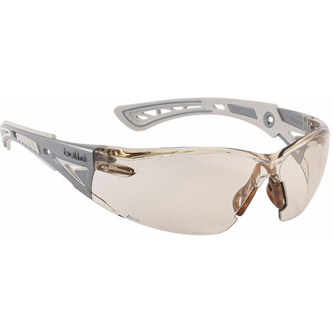 Bolle Safety RUSHPCSP RUSH+ Platinum Safety Glasses - CSP