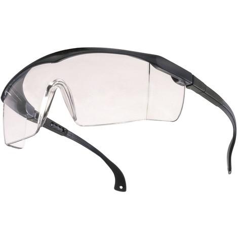 Bolle Rush Sicherheit Brille klare Gl/äser