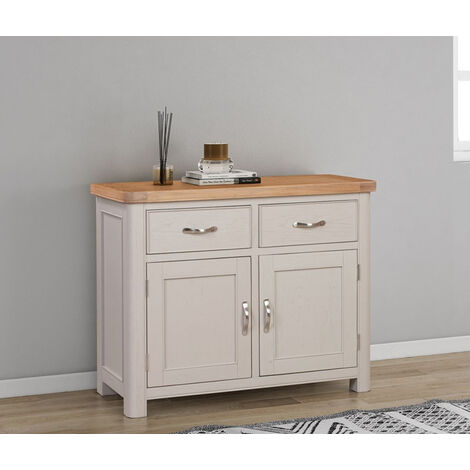 Bologna Painted 2 Door 2 Drawer Sideboard