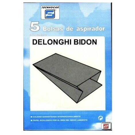 Bolsa Aspirador Papel Delonghi Xp-1000 Thogar 5 Pz 910656