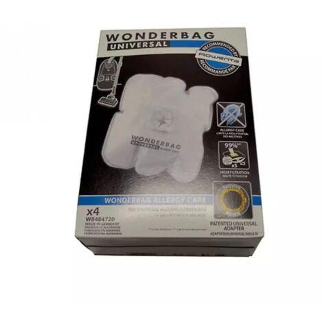 Bolsa aspirador Standard WONDERBAG 5 UNIDADES 3221613011208