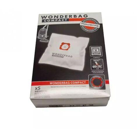Bolsa Aspirador UNIVERSAL WONDERBAG 3221613011901 (5 unidades)