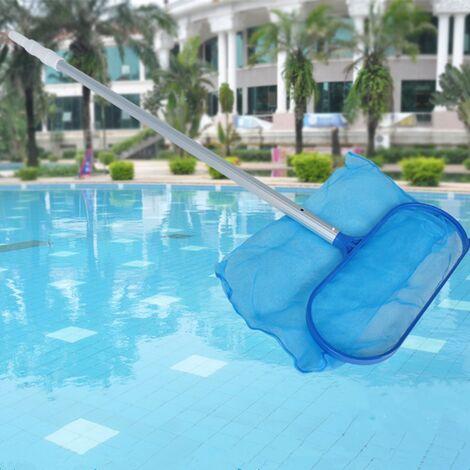 Bolsa de hojas Red de piscina Skimmer de hojas profundas Koi Pond Spas Spa Cleaner