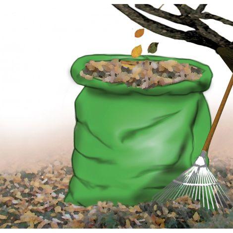 Bolsa de residuos jardín de 120 litros