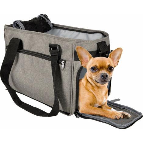 Bolsa de transporte ZOFIA 40 x 20 x 24 cm para perro o gato pequeño