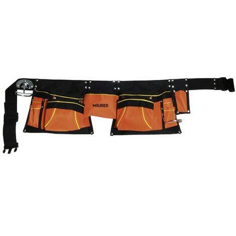 bolsa encofrador nylon doble maurer con cinturón