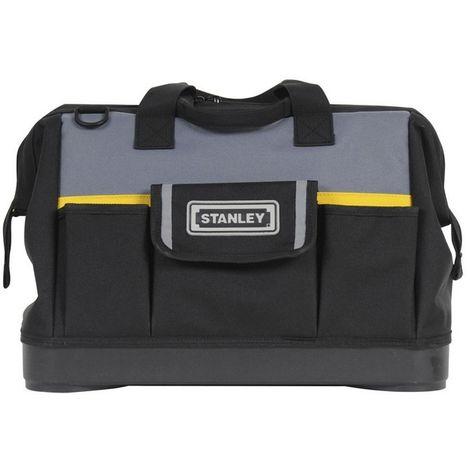 Bolsa para herramientas de gran abertura cremallera Stanley