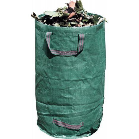 Bolsa residuos jardín 120 l, D 450 mm, H 760 mm