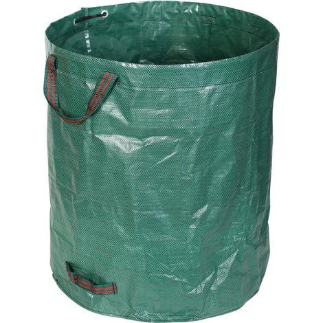 Bolsa residuos jardín 270l
