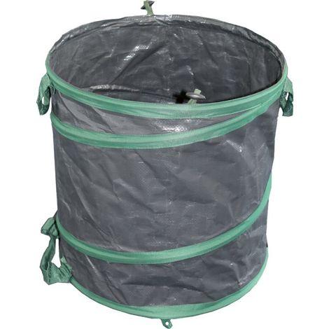 Bolsa residuos jardín 85 L plástico
