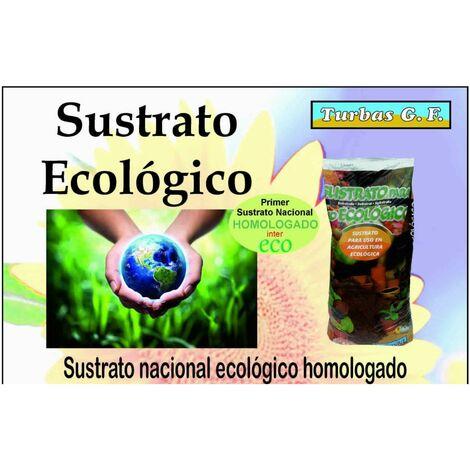 Bolsa Sustrato Universal Ecologico 50 L
