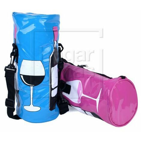 Bolsa térmica PVC Rosa