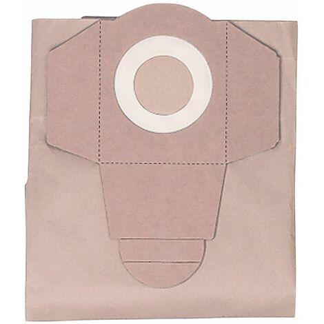Bolsas de Papel para aspiradores Einhell 25 litros