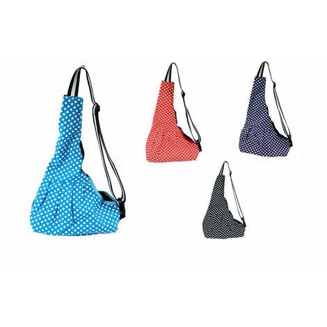 Bolso Transportín para Mascotas, Varios Tamaños y Colores - 65 x 45 x 20 CM, Azul