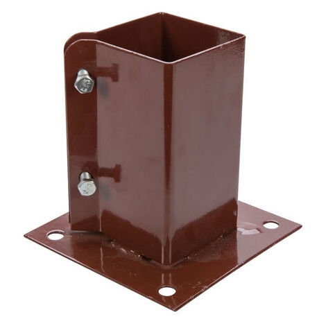 Bolt Down Post Shoe - 50 x 50mm