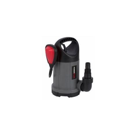 Bomba Agua Sum. 250w-5000l/h Limp 5mt Powerplus