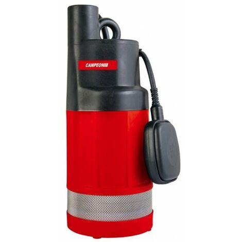 Bomba Agua Sumergible 900W-95L/H Limp Altura 36Mt Campeon